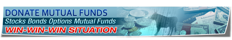 Donate Mutual Funds to Charity