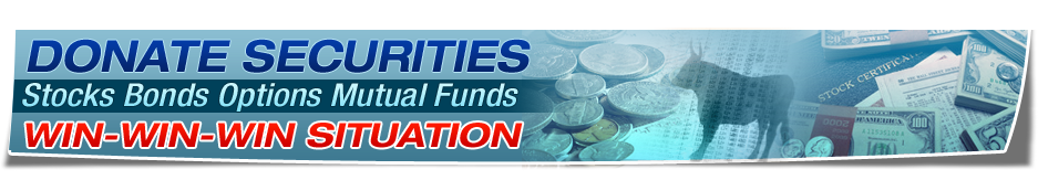 Stocks with Causes Charity